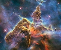 The Pillars Of Carina