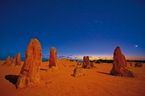 The Pinnacles Cervantes WA Australia
