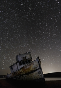 The Point Reyes under the stars Inverness CA
