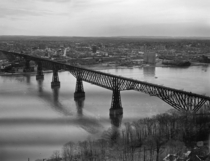The Poughkeepsie Bridge