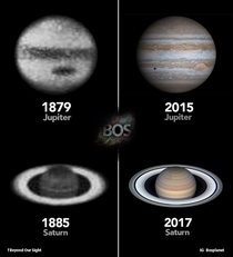 The progression of astrophotography since the th century Henry  Henry  Hubble  Go