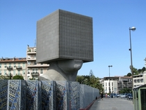 The Public Library in Nice France X-post from pics