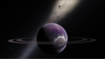 The Purple Planet