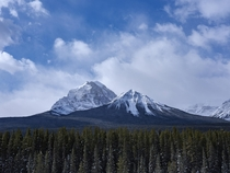 The quiet majesty of the Canadian Rockies
