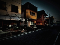 The radioactive streets of Fukushima