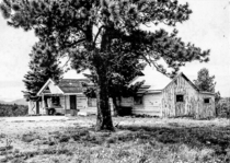 The ranch is gone The great-great grandfather built the main house in  Id gone back after  months on the River and several years wandering so I could be the th generation This is what I found