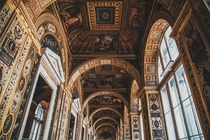 The Raphael Loggias The State Hermitage Museum