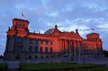 The Reichstag - A Perfect Blend of Classical amp Modern
