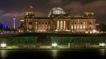 The Reichstag Building Berlin  Photographed by Robert Schller