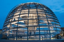 The Reichtag Dome Berlin