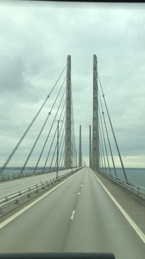 The resund Bridge is an approximately  km long road and rail link between Sweden and Denmark But it is much more than that The resund Bridge has created a region with a population of  million inhabitants