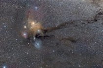 The Rho Ophiuchi cloud complex
