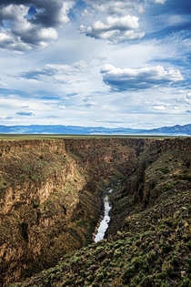 The Rio Grande Gorge x OC IGroamwithpablo