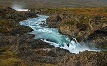 The River Skjlfandafljt in Iceland  Photographed by FdC Foto