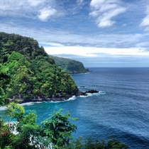 The road to Hana Maui