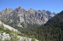 The Rugged Backcountry of Grand Teton National Park Wyoming x