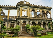 The Ruins at Talisay Philippines