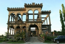 The Ruins in Talisay Philippines