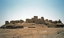 The ruins of Old Marib in Yemen the capital of the ancient kingdom of Saba which some scholars believe to be the ancient Sheba of biblical fame Photo Bernard Gagnon