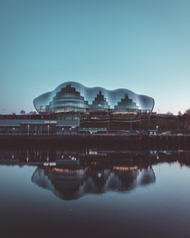 The Sage Gateshead UK