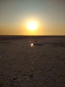 The Salt Flats At THE RANN OF KUTCHa trip I wont EVER forget