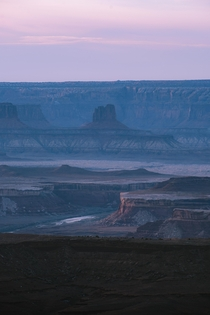 The scale of Canyonlands NP makes you feel truly insignificant Utah is simply beautiful