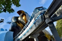 The Seattle Center monorail