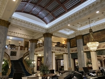 The Seelbach Hilton in Louisville Kentucky My Favorite Place to Drink Bourbon