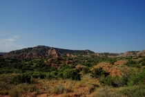 The seemingly less talked about second largest canyon in the United States Palo Duro Canyon  OC