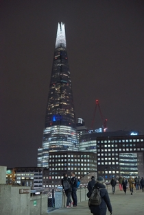 The Shard Building - London UK