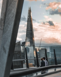 The Shard London UK