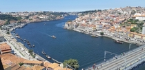 The sheer majesty of Porto Portugal OC