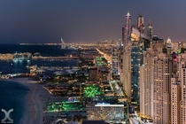 The shores of Dubai  photo by Daniel Cheong