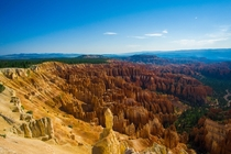 The Silent City Amphitheatre - Bryce Canyon National Park Utah