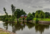The Sluice at Orebro Sweden lbrock OC  x