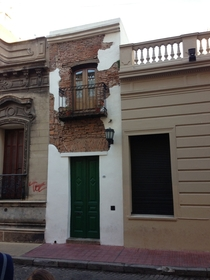 The smallest house in Buenos Aires originally occupied by a freed slave  x