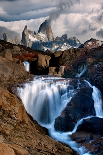 The Smoking Mountain Patagonia