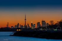The Soft Sunsets of Toronto