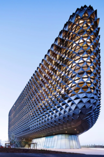 The South Australian Health and Medical Research Institute by Woods Bagot amazing
