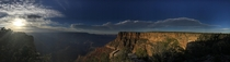 The South Rim of the Grand Canyon x