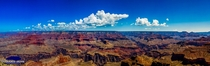 The Southern Rim Grand Canyon Mather Point Panorama