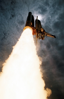 The Space Shuttle Columbia lifted off from Kennedy Space Center at  pm EDT on June   Five NASA astronauts and two scientistspayload specialists were aboard beginning a -day trip that would feature extensive research in the US Microgravity Laboratory I