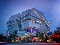 The Star Performing Arts Centre Singapore - Andrew Bromberg