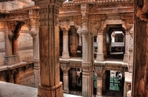 The Stepwell of Adalaj Adalaj ni Vav in India
