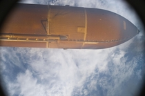 The STS- external fuel tank is seen during its release from space shuttle Endeavour in space following the successful launch on May   An STS- crew member using a hand-held still camera took the image -- May