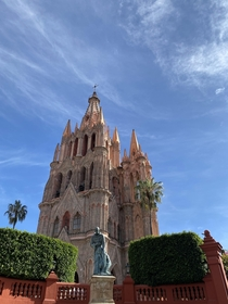 The stunning city of San Miguel De Allende Mexico