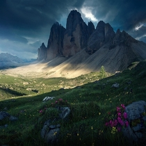 The sun will shine again in the beautiful Dolomites Italy  marcograssiphotography