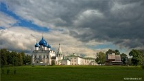 The Suzdal Kremlin is the oldest part of the Russian city of Suzdal dating from the th century  photo by Victor Peryakin