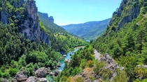 The Tarn Gorge France