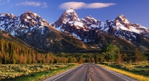 The Tetons Idaho USA